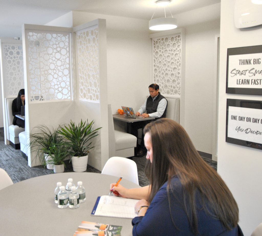 available office space hicksville at WorkSmart Coworking Space